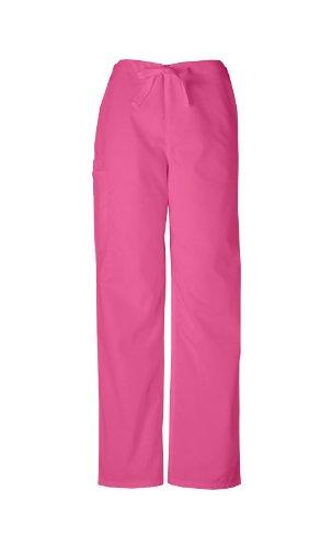 Scrubs - Authentic Cherokee Workwear Unisex Scrub Pant Shocking Pink 3XL -