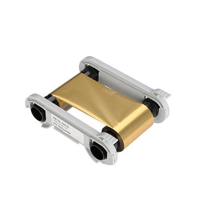 Evolis RCT016NAA Oro cinta para impresora - Cinta de impresoras ...