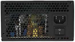 CoolMax ZU-500B unidad de funte de alimentación - Fuente de alimentación (500W, 115 - 230V, 0.99, 14 cm, Activo, 20+4 pin ATX) Negro