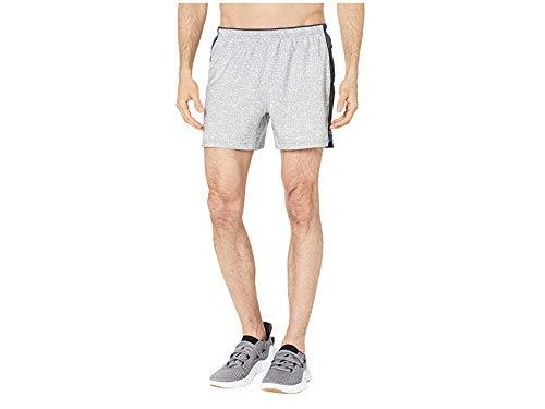Brooks Men's Sherpa 5'' Shorts Ash Static/Asphalt Medium 5 by Brooks (Image #3)