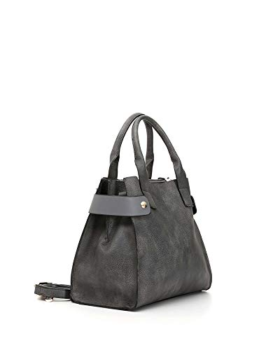 borse it bauletto Amazon BQ001 CafèNoir e Borsa fumo donna Scarpe SgPP6q