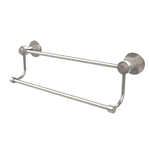 Allied Brass 9072/30-SN 30-Inch Double Towel Bar, Satin Nickel by Allied Brass