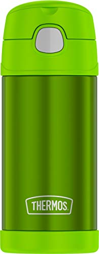 - Thermos F4016LM6 Funtainer 12 Ounce Bottle, Lime