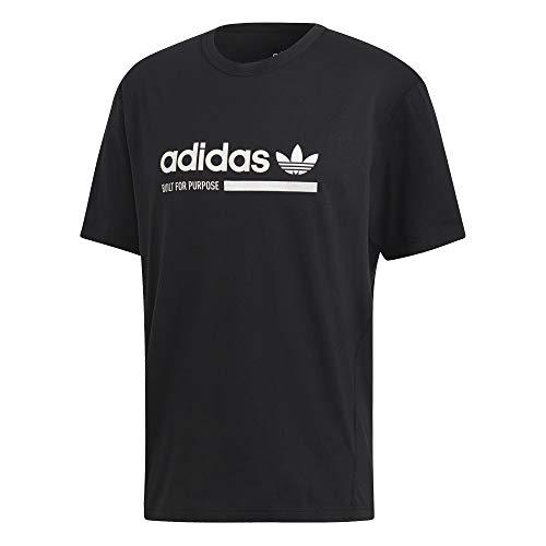 TeeMaglietta Adidas Adidas Nero TeeMaglietta Uomo WeE9bDIYH2