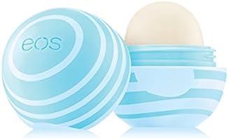 EOS Visibly Soft Lip Balm Sphere, Vanilla Mint, 0.25 Ounce