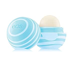 eos Super Soft Shea Lip Balm – Vanilla Mint | 24 Hour Hydration | Lip Care to Moisturize Dry Lips | Gluten Free | 0.25…