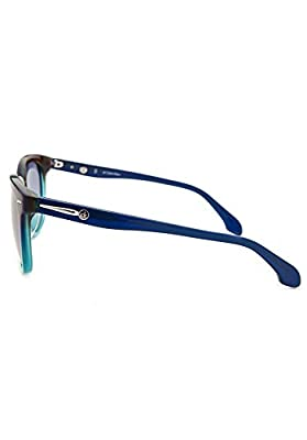 CK PLATINUM Sunglasses CK4215S 243 Navy 53MM