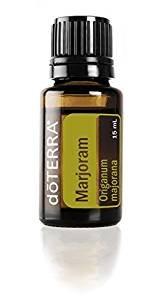 doTERRA Marjoram - Therapeutic Grade Essential Oil Aromatherapy - 1 Bottles X 15ml +