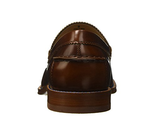 Tods Mens Xxm0ro00640brxs003 Mocassini In Pelle Marrone