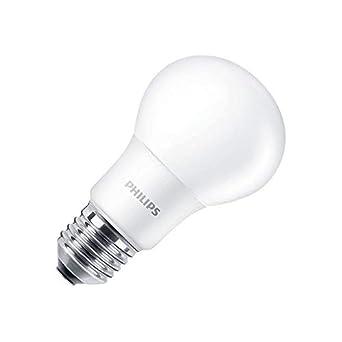 Bombilla LED E27 A60 CorePro CLA 10W Blanco Frío 6500K efectoLED: Amazon.es: Iluminación