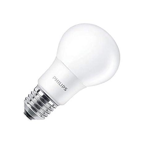 Bombilla LED E27 A60 CorePro CLA 13W Blanco Neutro 4000K efectoLED: Amazon.es: Iluminación