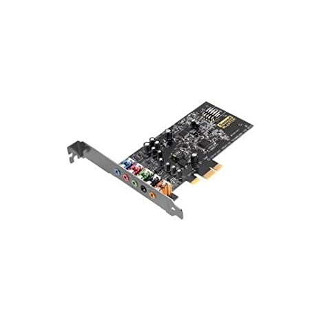 Creative Labs Sound Blaster Audigy Fx - PCIe Tarjeta de ...