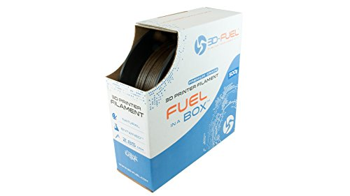 3D-Fuel 3D-Fuel Entwined Hemp-Infused PLA 3D Printer Filament 500g spool 1.75mm +- 0.05mm Made in USA by 3D-FUEL FUELING YOUR CREATIVITY