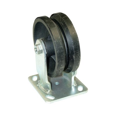 IHS-AHA-24-V4-8-Diameter-x-2-Width-V-Groove-Wheel-for-Adjustable-Height-Aluminum-Gantry-Crane