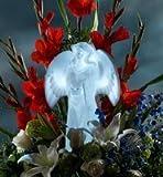 Eternal Light Solar Powered Angel Memorial by Eternal Light