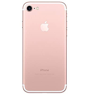 Apple iPhone 7 32GB Unlocked GSM 4G LTE Quad-Core Phone w/ 12MP Camera - (T-Mobile) Rose Gold