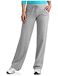 Women's Dri More Relaxed Pants Petite Walk Yoga Fitness...