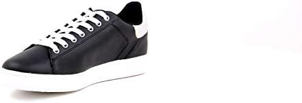 Trussardi Sneaker Black Silver 79A00423