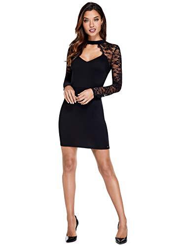 ce89ed666d9 GUESS Factory Women s Soraya Cutout Mesh Dress