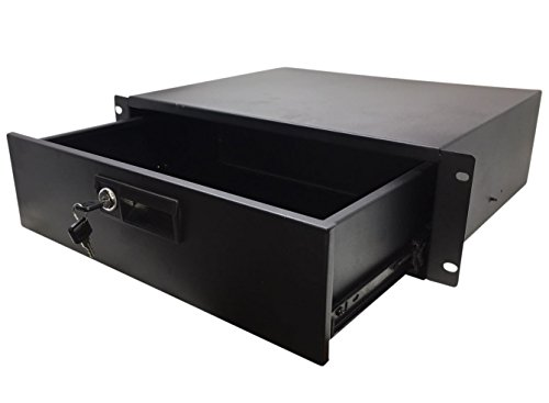 Kenuco Rack Mountable Server Cabinet Case 19