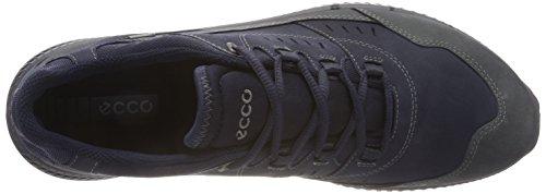 Ginnastica Terrawalk Uomo Scarpe Blu Marine Basse 50595 da ECCO aqtxdXOO