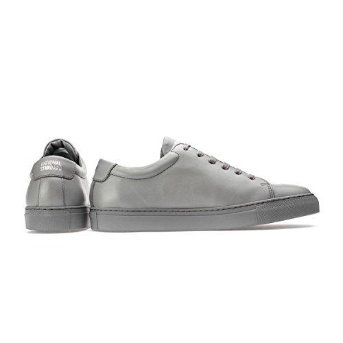 Low Grey NATIONAL All 3 Sneaker STANDARD Herren Edition Anwxzq7p