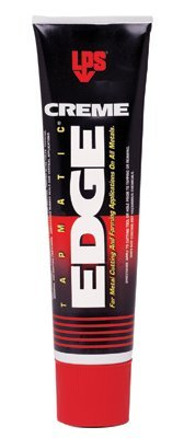 Tapmatic Edge Creme Cutting Fluids, 10 oz, Tube (10 Pack)