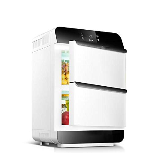 ZKKK Mini Bar, Nevera con congelador, Silent, 28L, Compresor y ...