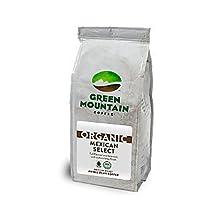 Green Mountain ~ FAIR TRADE ORGANIC MEXICAN SELECT Whole Bean Coffee ~ 10 oz Bag by Green Mountain Coffee