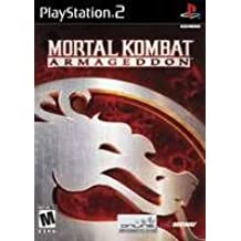 New Midway Home Entertainment Sdvg Mortal Kombat Armageddon Product Type Ps2 Game Action Adventure