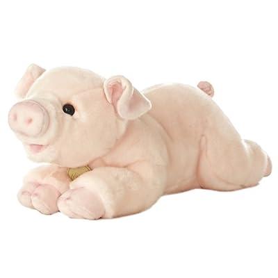 """Aurora - Miyoni - 16"""" Pig - Large: Toys & Games"""