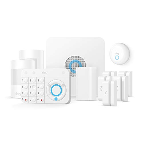 Home Security Ring Alarm System Alexa