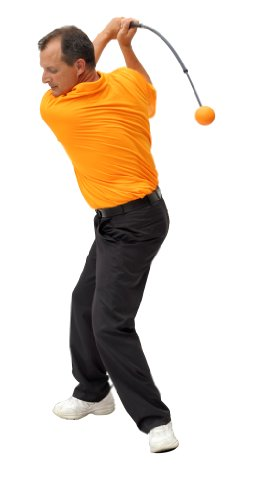 Orange Whip Mid-Size Golf Swing Trainer by Orange Whip (Image #2)
