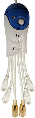 PowerSquid PHW6LC-6 Calamari PowerSquid Surge Protector