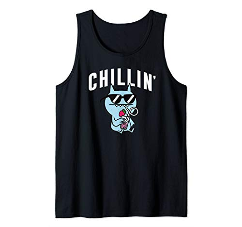 UglyDolls Chillin Ice-Bat  Tank Top ()
