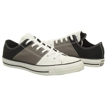 CONVERSE Chuck Taylor All Star Tri Panel Low Mens Shoes N7PMaC
