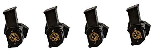 IPSC & USPSA Black Scorpion COMBO Smart Purchase 4 Storm I Magazine Pouches by Black Scorpion Outdoor Gear