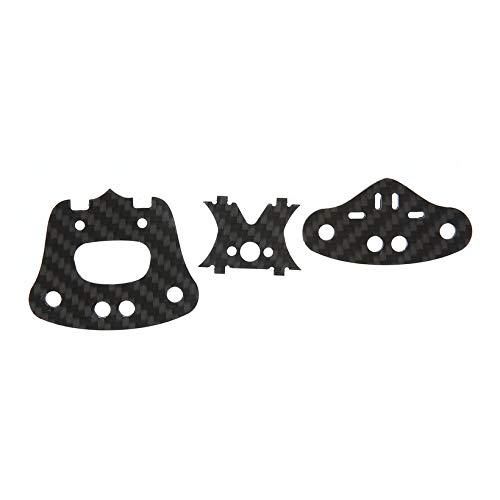 Wikiwand FPV Drone Accessories Vertical Carbon Plate for EMAX Buzz RC Car Drone Robot by Wikiwand (Image #6)