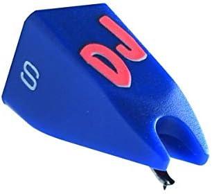 ORTOFON DJ S Stylus Pasador esférico de repuesto para los ...