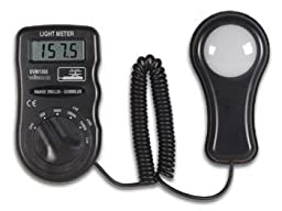 Velleman DVM1300 Digital Light Meter