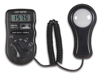 Velleman DVM1300 Digital Light Meter by Velleman