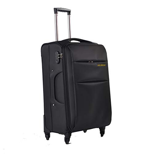MenTrolleyの箱22インチの防水および耐久の普遍的な車輪のスーツケースのための荷物箱,Gray,22inches B07THSHJY3 Gray 22inches