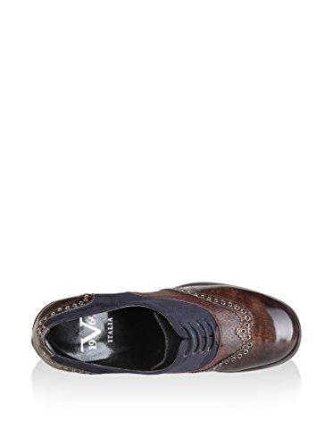 Mujer Abotinados Arlette 19V69 Marrón Zapatos Antracita q1UTxpRw