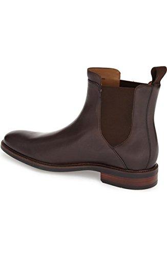 015e73fd62b Cole Haan Warren Chelsea Men's Leather Boot (9.5, T Moro): Amazon.co ...