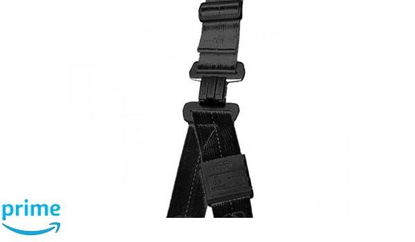 Schroth 16590 arneses Rallye 4 ASM, derecha), color negro: Amazon ...