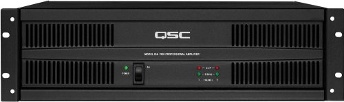 (QSC ISA1350 2 Channel 800W Power Amp - New )