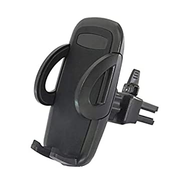 Google Nexus Air Vent Phone Holder for Car with Adjustable Car Phone Holder Cradle Compatible iPhone Xs//XS MAX//XR//X//8//8Plus//7//7Plus//6s Huawei and More YiueYr 4351551528 Galaxy S7//S8//S9 Car Phone Mount