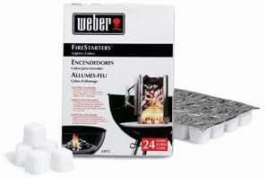 Fuels & Firestarters: Weber Lighter Cubes