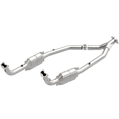 Land Fit Direct Rover Converter (MagnaFlow 93689 Direct Fit Catalytic Converter (Non CARB compliant))