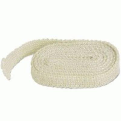 Imperial GA0161 Gasket Tape 5/8 In W X 6 Ft L X 1/8 In T, Fiberglass, White
